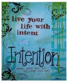 intention image